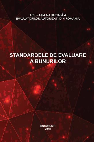 STANDARDELE DE EVALUARE A BUNURILOR EDIȚIA 2018
