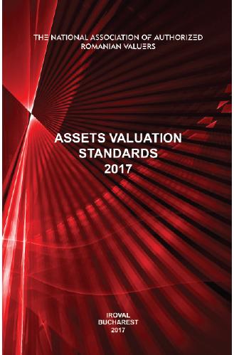 ASSETS VALUATION STANDARDS 2017